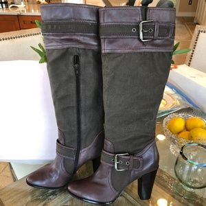 Bandolino NEW knee high boots, Size 8